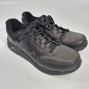 New Balance MW928BK3 Black Walking Shoes 14